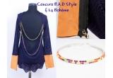 1 x o bluza + un colier de la Barar Adriana Delia