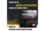 """1 x CD Grupul De Rezistenta - """"Opunem Rezistenta"""" semnat de membrii trupei"""