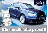 1 x masina Audi A1, 20 x tableta Asus Nexus, 200 x bon valoric de cumparaturi valabil in magazinele Lidl de 100 RON