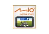 1 x un GPS de top Mio Spirit 697 LM