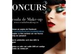 1 x un curs de makeup gratuit la scoala Melkior