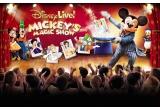 1 x invitatie dubla la Mickey's Magic Show