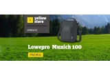 1 x un pouch Lowepro Munich 100