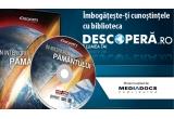 """1 x un DVD cu documentarul """"In interiorul Pamantului"""""""