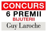 6 x premiu constand in bijuterii GUY LAROCHE