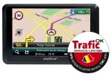 1 x un GPS Smailo HDX 5.0 Travel Traficok