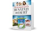 "7014 x sort de bucatarie, 42 x voucher Flanco 1000 RON, 300 x sort de bucatarie + ""Cea mai gustoasa carte de bunatati cu iaurt"" in format PDF"