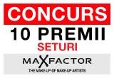 6 x premiu constand in seturi cosmetice MAX FACTOR