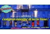 1 x minisejur la hotelul de lux Le Meridien***** din Viena