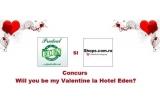 1 x un sejur de Valentine's Day pentru doua persoane la Complex Hotelier Eden din Predeal