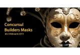 112 x o masca pentru Valentine s Day, 1 x un premiu surpriza