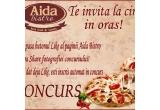 1 x o cina la Pizza Aida Bistro