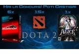 6 x licenta BitDefender Internet Security 2013, 15 x Licenta STEAM DOTA 2, 1 x Licenta STEAM Alice: Madness Returns