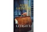 """3 x un exemplar al romanului """"Litigiul"""" de John Grisham"""