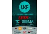 2 x invitatie dubla la UKF cu SKisM, Sigma & TC la Arenele Romane din Bucuresti