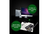 80 x un hanorac, 8 x expunerea digitala a lucrarii declarate castigatoare in fiecare saptamana pe baza votului publicului, 4 x Kit-uri de Webdesign (un creion cu scanner real-time Wacom Inlining + un Sistem desktop Apple iMac 27), 54 x un MiniFrigider Beck's