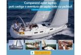 5 x o aventura de sapte stele cu Yachtul Motivation pe Marea Neagra pentru 2 persoane
