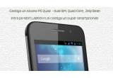 1 x un smartphone Allview P5 Quad