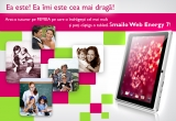 1 x o tableta Smailo Web Energy 7