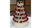 1 x un tort special pentru nunta ta