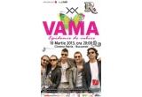 """1 x invitatie dubla la concertul Vama – """"Epidemie de iubire"""" la Cinema Patria din Bucuresti"""