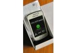 1 x smartphone Samsung Galaxy mini 2 + card de memorie externa 4 GB Kingston + caști audio in-ear Hama