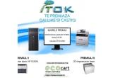 1 x Multifunctionala LaserColor HP 2840, scaner, fax, copiator, + calculator HP DC 5840 + Monitor HP 20inch, 10 x imprimanta laser HP 1320N, 20 x imprimanta laser HP 4000