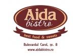 1 x voucher de 100 ron la Aida Bistro