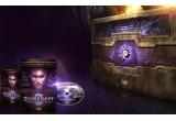1 x un joc original Starcraft 2: Heart of The Swarm, 3 x tricou original cu același titlu