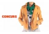 1 x o jacheta de primavara