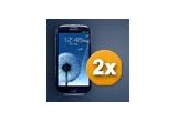 2 x un Samsung Galaxy SIII