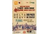 1 x invitatie dubla la Outlook Festival 2013 Launch Party la Arenele Romane din Bucuresti