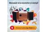 5 x sistem audio Totek 2.1