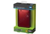 1 x WD 500GB My Passport Essential USB 3.0