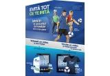 1 x produse Head & shoulders pentru barbati, 20 x produs Head & shoulders pentru barbati, 6 x iPad 4, 3 x echipament sportiv,
