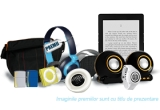 400 x e-book reader, 3.000 x pachet de tigari, 200 x bricheta Zippo, 450 x casti Sony, 100 x music player, 350 x boxe canyon
