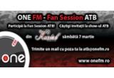 6 x ( o intalnire cu ATB la ATB Fan Session si invitatii la show-ul ATB din Kristal Glam Club de sambata 7 martie )