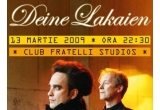 3 invitatii duble la concertul Deine Lakaien
