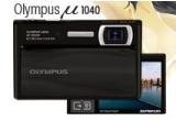 o camera foto digitalaOlympus mju 1040