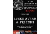 Castiga 2 invitatii la Eugen Avram & friends<br />