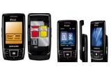 un telefon Samsung cu 2 cartele SIM<br />