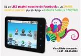 1 x tableta Serioux S700TAB
