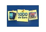 3 x Joc monopoly cu cardul, 3 x Samsung Galaxy S3 Mini, 1 x 1000 euro
