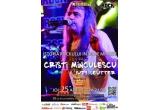 2 x invitatie dubla la concertul Cristi Minculescu in Hard Rock Cafe din Bucuresti