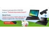 1 x o tableta convertibila Dell Latitude XT + tastatura Logitech Alto + Boxe Dell PS511