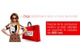 1 x un voucher de 500 ron oferit de Zega