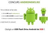 1 x USB Flash Drive Android de 8GB