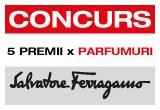 5 x parfum SALVATORE FERRAGAMO