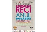 3 x invitatie dubla la concertul aniversar Sarmalele Reci in Hard Rock Cafe din Bucuresti