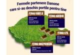 64 x vizita la una din fermele partenere Danone